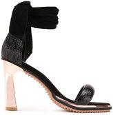 Ginger & Smart Euphoria tie sandals - women - Bos Taurus - 41