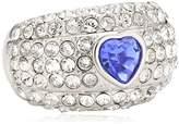 Jean Pierre Jean Pierre's Ring Crystal R980 white