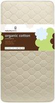Naturepedic Quilted Organic Cotton Deluxe Crib Mattress