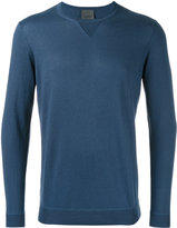 Laneus plain jumper - men - Silk/Cashmere - 48