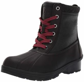 Kodiak Women's Iscenty Arctic Grip Ankle Boot Black 5 M US