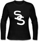 A99a91-a1 Long Sleeve-Women's Sam Smith Singer Long Sleeve Tees Shirt.