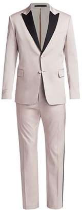 Valentino Regular-Fit Two-Button Satin Lapel Evening Suit