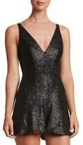Dress the Population Women's Blake Sequin Romper