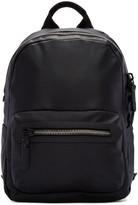 Lanvin Black Leather Backpack