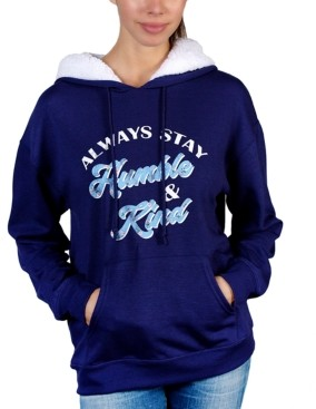 Rebellious One Graphic Saying Hoodie