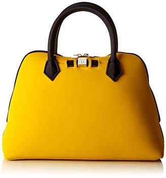 save my bag Women's 10530N Top-Handle Bag Yellow