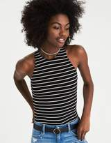 American Eagle Outfitters AE Soft & Sexy Hi-Neck Cami