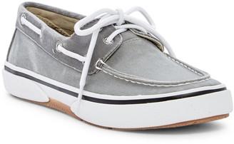 Sperry Halyard 2-Eye Boat Shoe - Wide Width Available