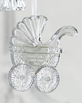 Waterford Baby's First Christmas Ornament
