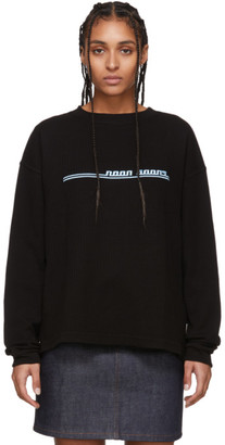 Noon Goons Black Jetties Long Sleeve T-Shirt