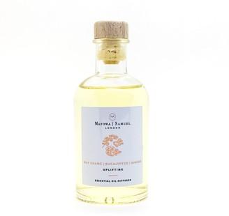 Mayowa Samuel May Chang Eucalyptus & Ginger Essential Oil Diffuser