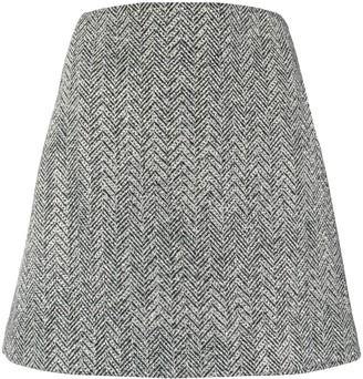 Ermanno Scervino Embellished Mini Skirt