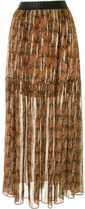 Manning Cartell Australia Gypsy Ballads tiered skirt