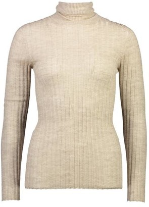 Standard Issue Merino Tulle Skivvy Oatmeal - XS-L