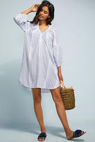 Sea & Sand Frida Striped Petite Tunic Dress