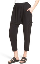Eileen Fisher Women's Slouchy Jersey Crop Pants