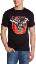 Global Judas Priest Screaming For Vengeance Men's Slim Fit T-Shirt