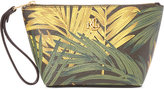 Lauren Ralph Lauren Amberly Palm Cosmetics Wristlet