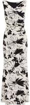 Gina Bacconi Macara Floral Maxi Dress