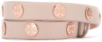 Tory Burch Studded Leather Bracelet