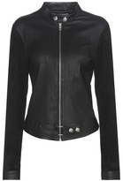 Calvin Klein Jeans Exclusive To Mytheresa.com – Moto Leather And Suede Jacket