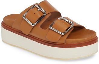 J/Slides Bowie Platform Slide Sandal