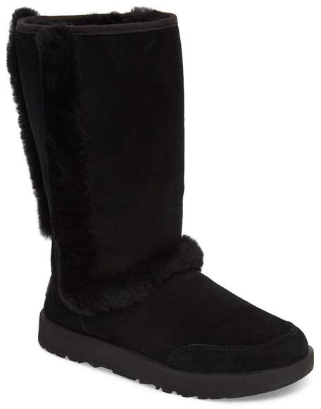 UGG Genuine Shearling Waterproof Boot (Women)