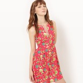 Molly Bracken Floral Print Sleeveless Dress