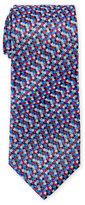 Missoni Square Pattern Silk Tie