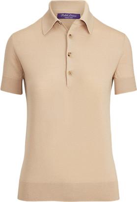 Ralph Lauren Cashmere Polo Shirt