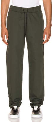 A.P.C. Kaplan Trousers in Military Kaki | FWRD