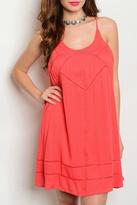 Solemio Mara Eyelet Dress