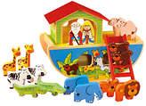 John Lewis Wooden Noah's Ark Set