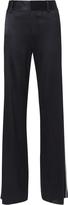 Derek Lam 10 Crosby Wide Leg Pajama Track Pants