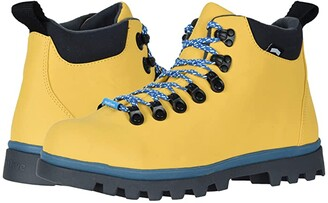 Native Fitzsimmons Treklite (Regatta Blue/Shell White/Onyx Black) Boots