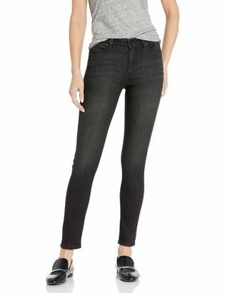 Kenneth Cole Women's Black Studded Jean Pants