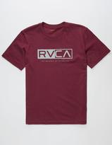RVCA Opposite Bars Boys T-Shirt