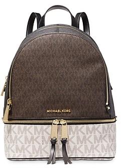 MICHAEL Michael Kors Rhea Small Zip Backpack