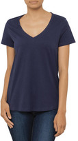 Nude Lucy Evie V Neck Tee