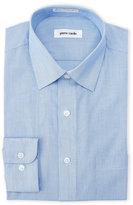 Pierre Cardin Regular Fit Blue Stripe Dress Shirt