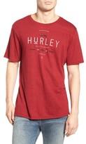 Hurley Men's The Goods Graphic T-Shirt