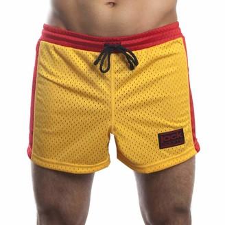 Jack Adams USA Mens Air Mesh Gym Short