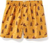 Old Navy Printed Boxers 1-Pack for Men