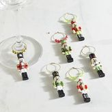 Pier 1 Imports Nutcracker Wine Charm Set