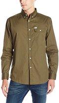 Matix Clothing Company Men's Eli Poplin Long Sleeve Shirt