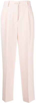 See by Chloe Pleated Embellished Trousers