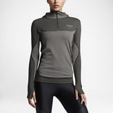 Nike NikeLab Gyakusou AeroReact Hoodie Women's 1/2 Zip Running Hoodie