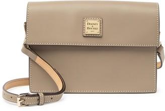 Dooney & Bourke East/West Leather Crossbody Bag
