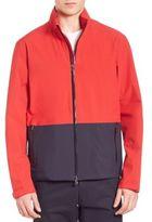 Z Zegna Colorblocked Jacket